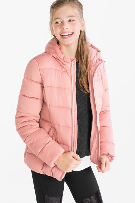 Демисезонная куртка для девочки на холодную осень C&A Германия Размер 134, 146, 170
