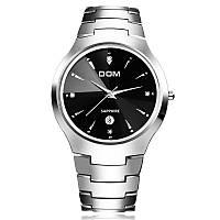 Мужские часы DOM из вольфрамовой стали, фото 1