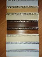 """Сменная передняя панель на карниз алюминиевый """"БПО-06""""  , фото 1"""