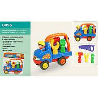 Машинка з інструментами для малюків 8856 в кульку, 26 см