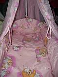 Постельный комплект в детску юкроватку, фото 5