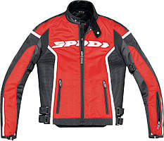Мотокуртка Spidi T131-021-L Net Gp Mesh Jacket Black/Red 3  Spidi