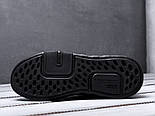 Кроссовки Adidas EQT Bask ADV Triple Black. Живое фото. Топ качество! (Реплика ААА+), фото 3