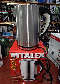 Электрический чайник VITALEX VL-2014 1.7 л (2200W)