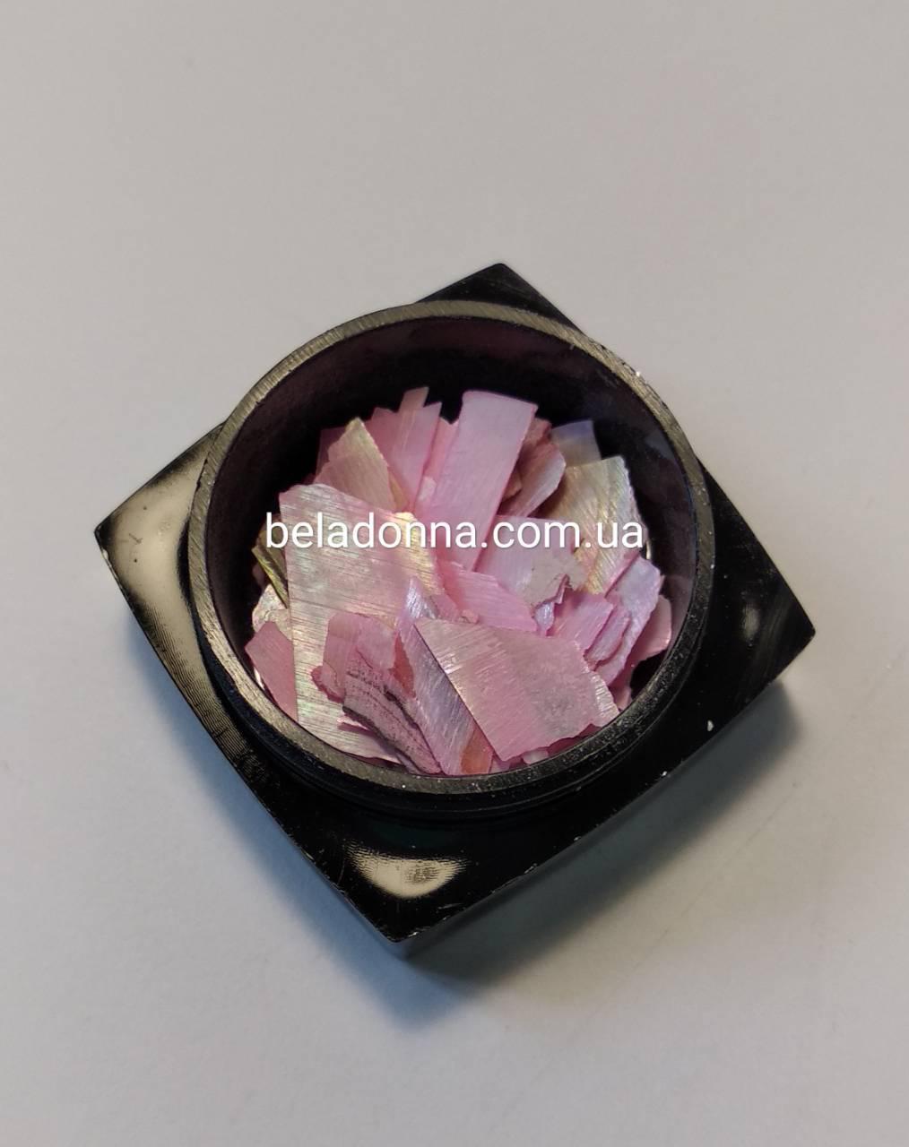 Битая ракушка для дизайна ногтей N 16