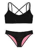 902bde9639fb2 Бархатный купальник Velvet Scoop + Mini Bikini Victoria's Secret оригинал  США