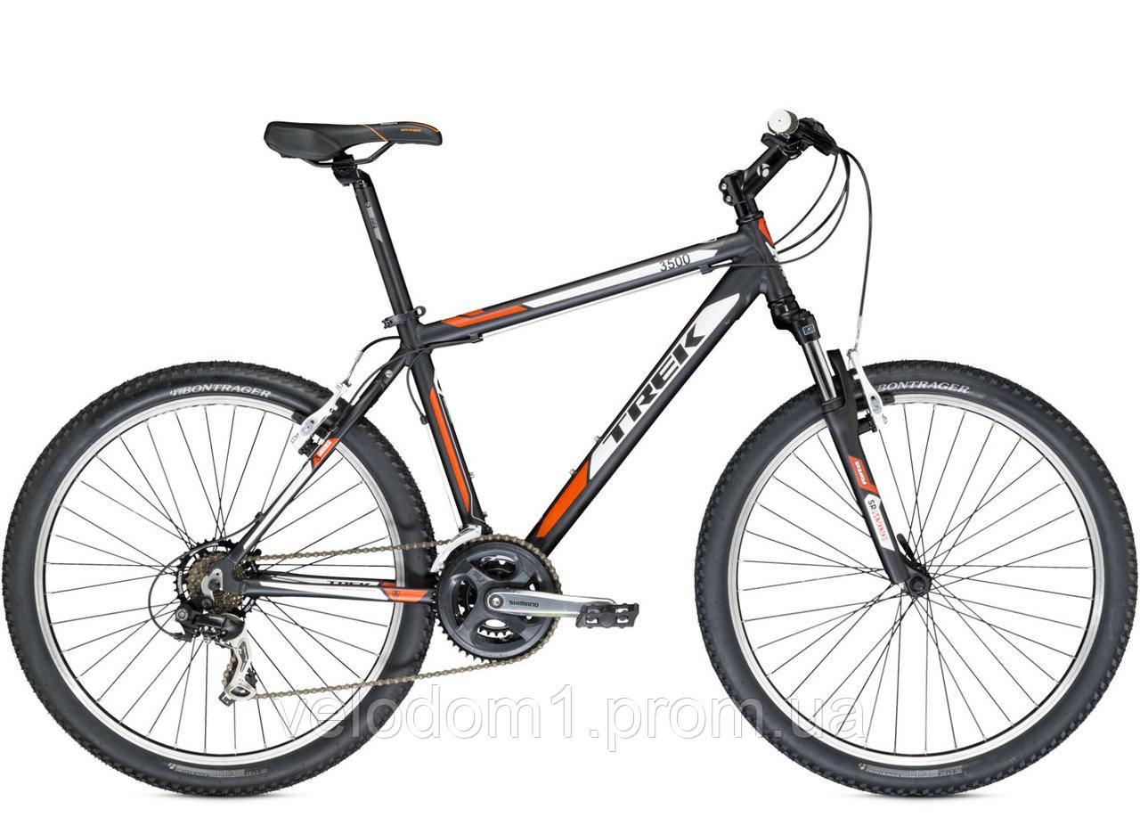 """Велосипед Trek 26"""" 3500 Чёрный 19 ,21"""" (2015)"""