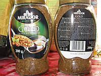 Кофе растворимый Mirador Gold 200гр.