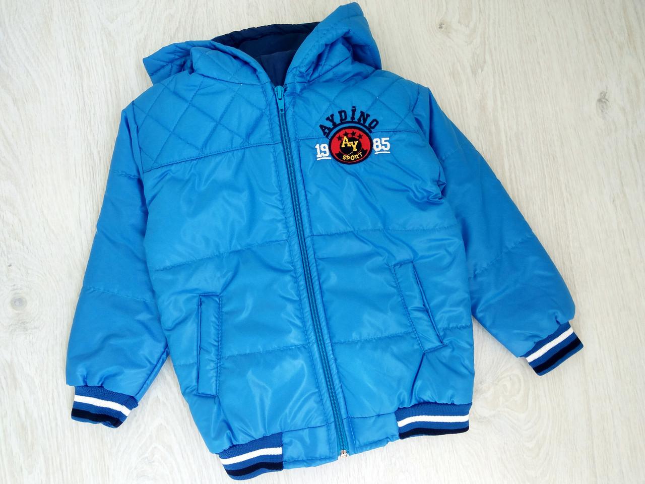 Куртка  для мальчика, Турция, Babexi,арт. 361-2, рр 2-3 года,