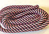 Скакалка для художественной гимнастики CUERDA RITMICA розово/черная (Испания)