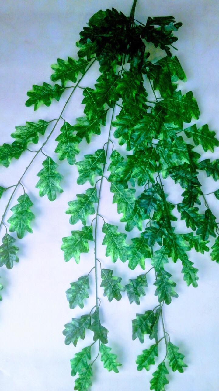 Искусственная свисающая зелень,кустовая зелень
