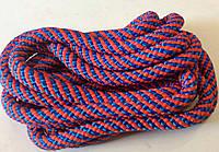 Скакалка для художественной гимнастики CUERDA RITMICA сине/красная (Испания)