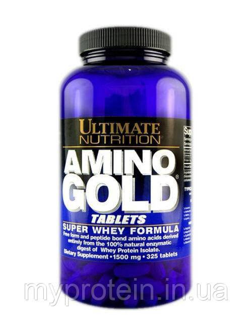 Ultimate NutritionАминокислотыAmino Gold325 tabs