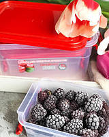 Як заморожувати ягоди
