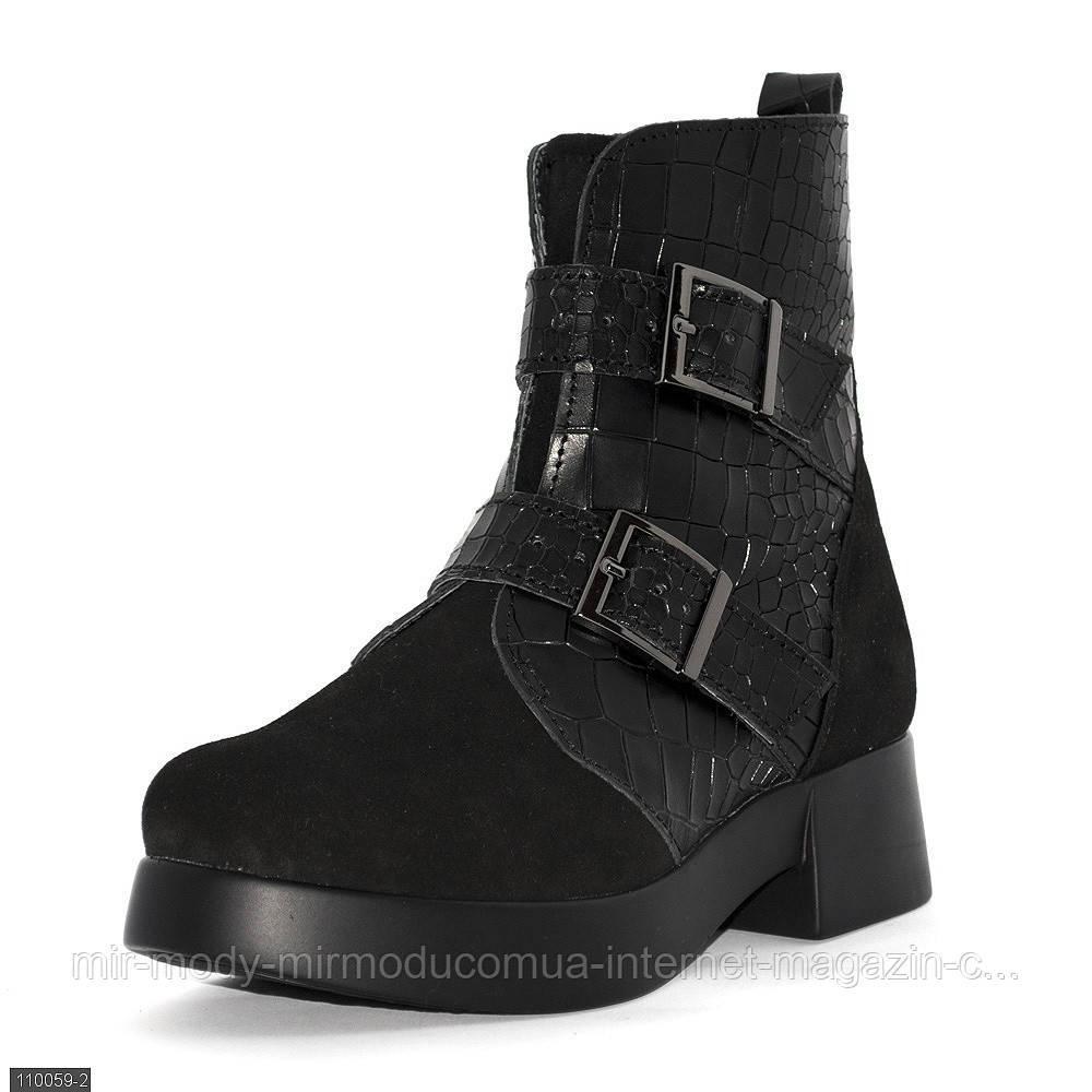 Ботинки 110059-2 МШ