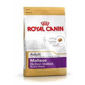 Роял Канин (Royal Canin) Maltese Adult корм для собак породы мальтийская болонка, 500 гр
