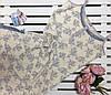 Ночная сорочка батал на тонкой бретели Bella Secret размер 2XL