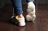 "Мужские кроссовки Adidas Yeezy 500 ""Blush"".  Живое фото. (Реплика ААА+), фото 5"