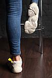 "Мужские кроссовки Adidas Yeezy 500 ""Blush"".  Живое фото. (Реплика ААА+), фото 6"