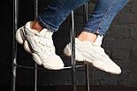 "Мужские кроссовки Adidas Yeezy 500 ""Blush"".  Живое фото. (Реплика ААА+), фото 7"