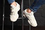 "Мужские кроссовки Adidas Yeezy 500 ""Blush"".  Живое фото. (Реплика ААА+), фото 9"