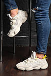 "Мужские кроссовки Adidas Yeezy 500 ""Blush"".  Живое фото. (Реплика ААА+), фото 10"