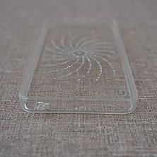 Чехол Silicon Diamond Younicou Xiaomi Redmi 5a silver shine, фото 3