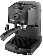 Рожковая кофеварка эспрессо Delonghi EC 151.B