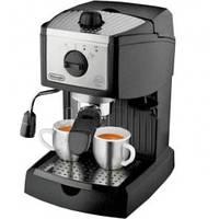 Рожковая кофеварка эспрессо Delonghi EC 156.B