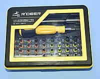 Набор бит с ручкой R'Deer 9171 (53шт), 12-0754