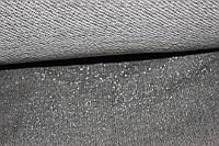 Хаки нюд. Ткань двухнитка петля,  люрекс, фото 1