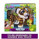 Интерактивный тигренок Тайлер рычащий Амурчик FurReal Roarin Tyler the Playful Tiger Hasbro B9071, фото 2