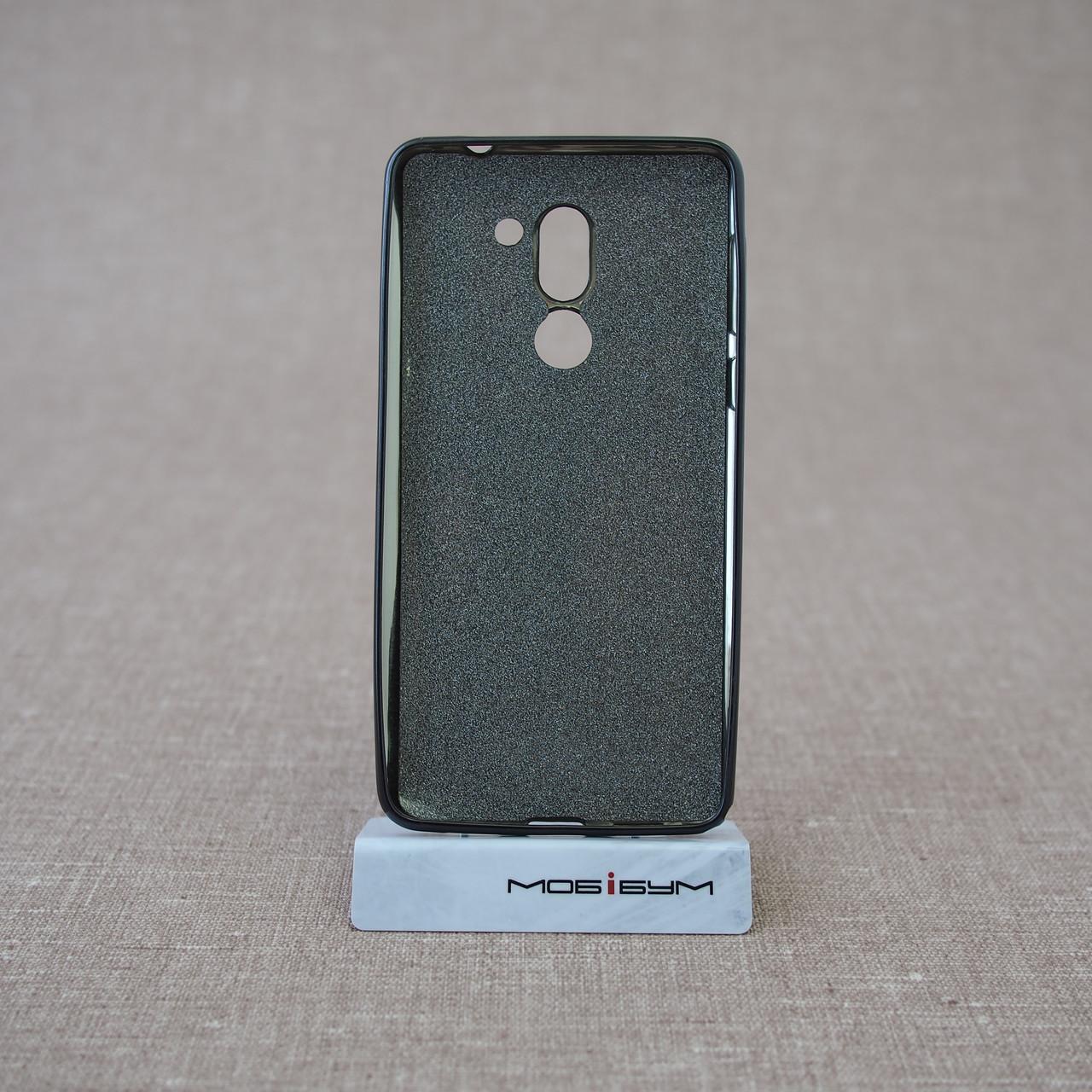 Чехлы для Huawei Remax Glitter Air GR5 2017 black Для телефона