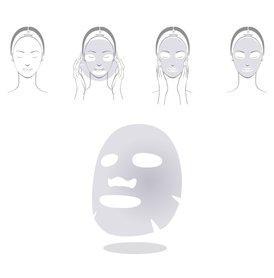 Схема для лица