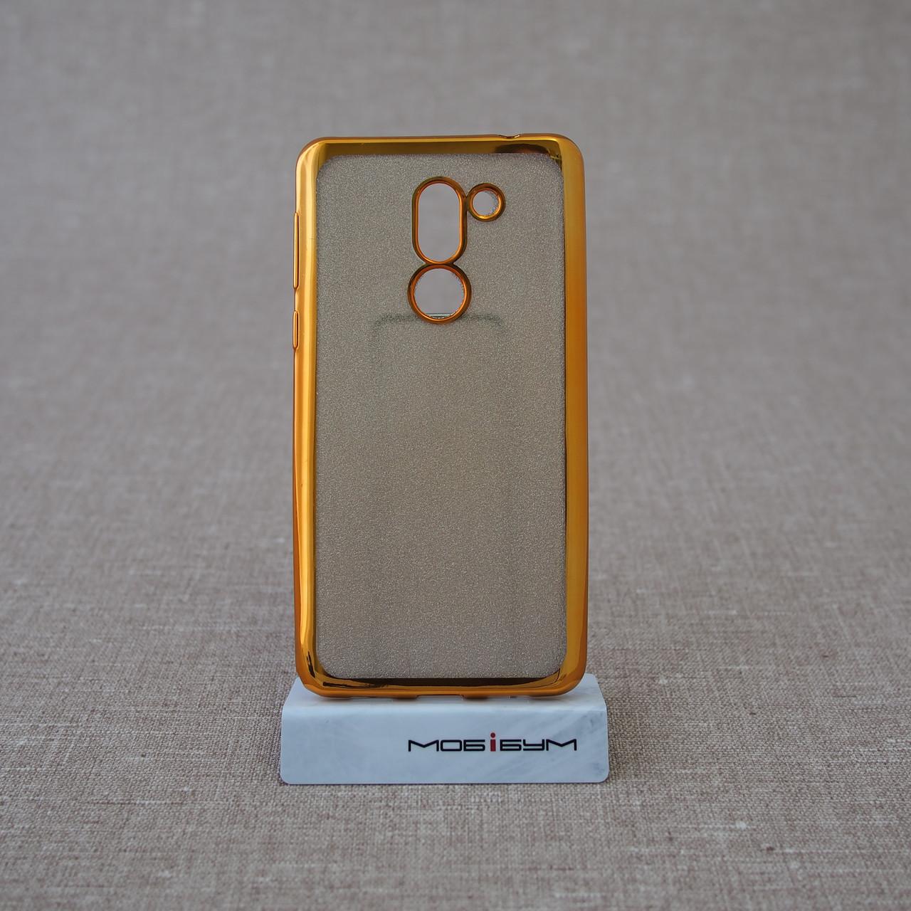 Накладка Remax Glitter Air Huawei GR5 2017 gold