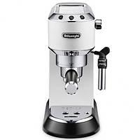 Рожковая кофеварка эспрессо Delonghi EC 685.W