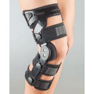 АУРАФИКС Бандаж на колено со специальными шарнирами мод 170 р.XXL прав