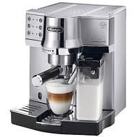 Рожковая кофеварка эспрессо Delonghi EC 850 M