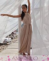911470b18fc Бежевое платье в Украине. Сравнить цены
