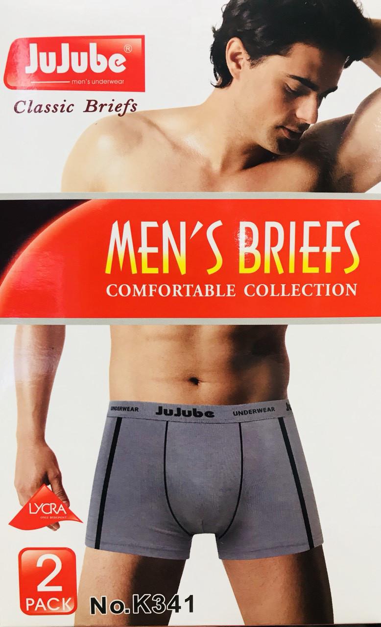 Труси чоловічі боксери бавовна JuJuBe розмір XL-4XL(46-52) 341