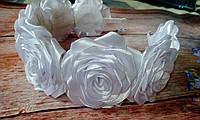 """Ободок-венок для волос """"Розы 2"""", фото 1"""