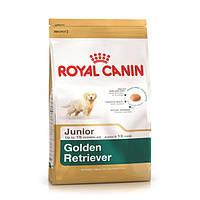 Royal Canin (Роял Канин) Golden Retriever Junior, корм для щенков породы золотой ретривер, 3 кг