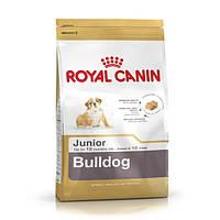 Royal Canin (Роял Канин) Bulldog Junior, корм для щенков породы английский бульдог, 12 кг