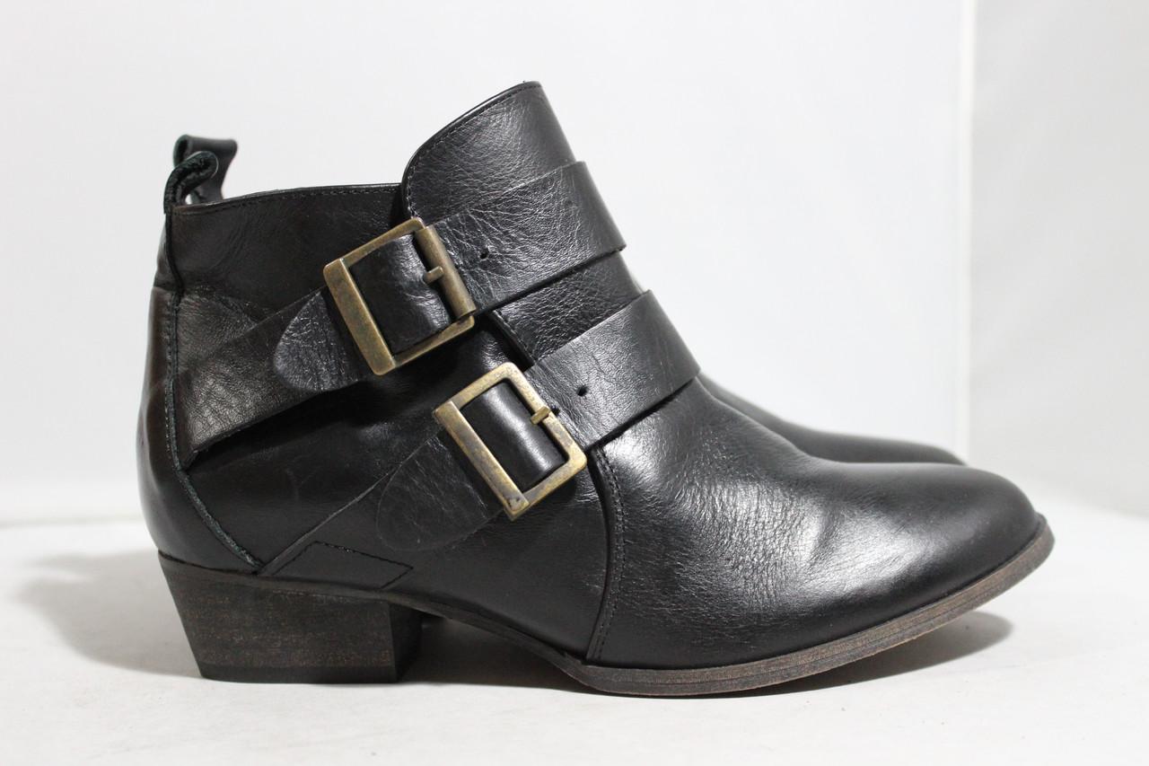 Женские кожаные ботинки Andre, 37, 38 размер