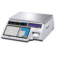 Весы чекопечатающие СL5000J 6