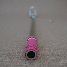 Монопод для селфи Mini для селфи pink, фото 3