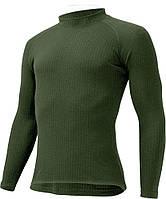 Термофутболка мужская Lasting Zubr, XXXL зеленый
