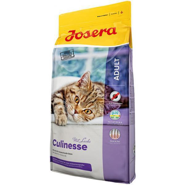 Корм для котов Josera Culinesse 10кг для привередливых