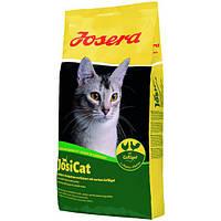 Корм для котов (Йозера) Josera JosiCat Poultry 10кг Аппетитные гранулы с нежным мясом домашней птицы