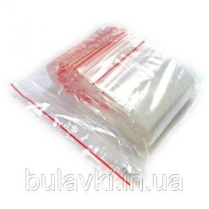 Пакеты с зип замком (грипперы) 40*60